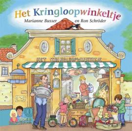 Uitgeverij Overamstel Het Kringloopwinkeltje + 3jr