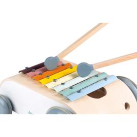 Janod Sweet Cocoon - Xylofoon op wielen