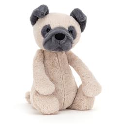 Jellycat Bashful Pug - Knuffel Mopshond (31 cm)