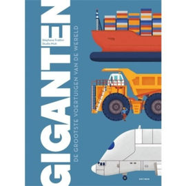 Uitgeverij Gottmer Giganten - Stéphane Frattini