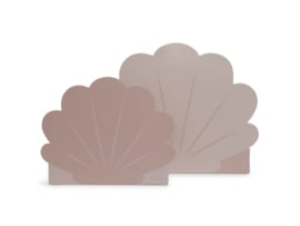 Jollein Speelkoffertje Shell - Pale Pink (set 2)