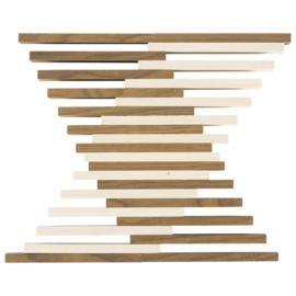 Goki - Houten Bouwplankjes II (200 stuks) (58532)