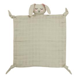 Roommate Knuffeldoek Bunny - Konijn