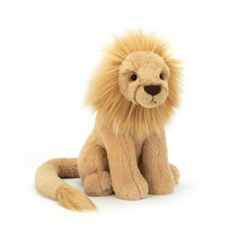 Jellycat Scrumptious Leonardo Lion Medium - Knuffel Leeuw (26 cm)