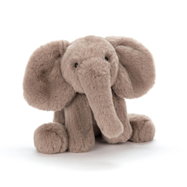 Jellycat Smudge Elephant Medium - Knuffel Olifant (34 cm)