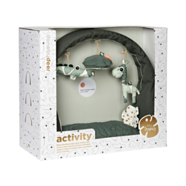 Done by Deer Tiny Tropics Activity Gym and Play Mat - Activity Baby Gym en Speelkleed