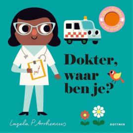 Uitgeverij Gottmer Dokter, waar ben je? + 2jr