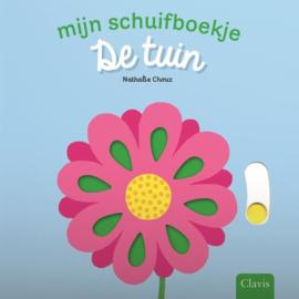 Uitgeverij Clavis Schuifboekje - De Tuin +1jr