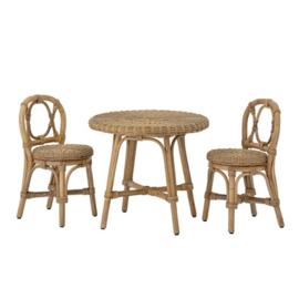 Bloomingville Rotan Stoel - Kinderstoel