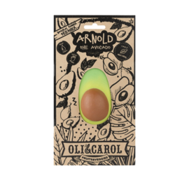 Oli and Carol Bijtspeeltje Arnold the Avocado - Avocado
