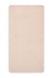 Jollein Hoeslaken Ledikant Jersey Snake - Pale Pink (60 x 120 cm)