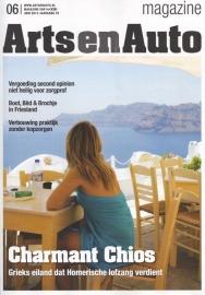 Publicatie - Arts en Auto - 06/2013