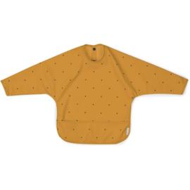 Liewood Merle Slab met Mouwen - Classic Dot Mustard