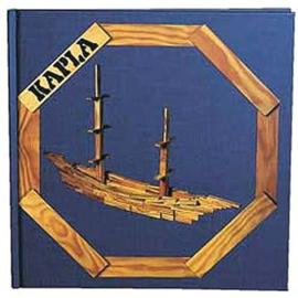 KAPLA Boek Blauw Volume 2 - 6 - 99 jaar