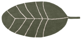 Tapis Petit Vloerkleed Leave Green
