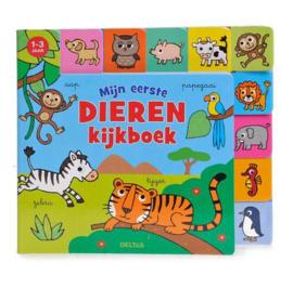 Uitgeverij Deltas Mijn eerste Dieren Kijkboek