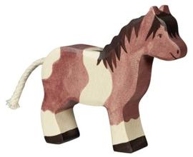 Holztiger Pony - Bruin (80552)