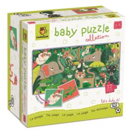 Ludattica Puzzel Baby Logic - De Jungle + 2jaar