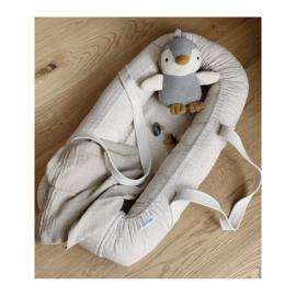 Liewood Gro Babylift Babynest - Confetti Sandy