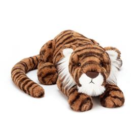 Jellycat Big Cats Tia Tiger -  Knuffel Tijger Medium (29 cm)