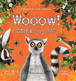 Uitgeverij Veltman Wooow! Stink jij zo ? +4j