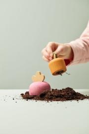 Kids Concept Mini Plantenbak - Hout