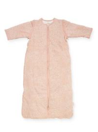 Jollein Baby Slaapzak Snake - Pale Pink (110 cm)