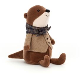 Jellycat Riverside Rambler Otter - Knuffel Otter
