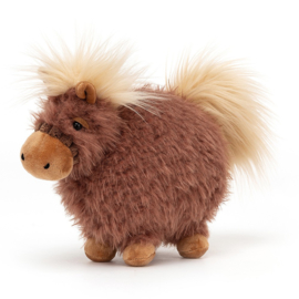 Jellycat Rolbie Pony Small - Knuffel Pony