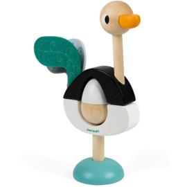 Janod Zigolos - Stapeltoren Struisvogel