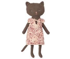 Maileg Knuffel Chatons - Kitten Zwart (24cm)
