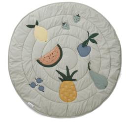 Liewood Speelkleed Gitta Activity Blanket - Fruit Dove Blue