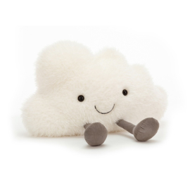 Jellycat Amuseable Cloud Huge - Knuffel Wolk (36 cm)