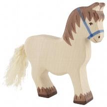 Holztiger Paard - Trekpaard (80038)