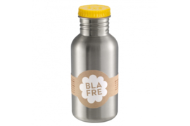 Blafre Drinkfles RVS - Geel (500ml)