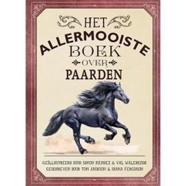 Uitgeverij Gottmer Het Allermooiste boek over Paarden  +8jr