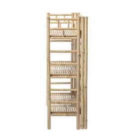 Bloomingville Boekenkast Zep - Bamboe