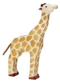 Holztiger Giraffe - Hoofd omhoog (80155)
