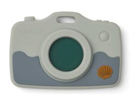 Liewood Steven Camera - Sea Creature Blue Mix
