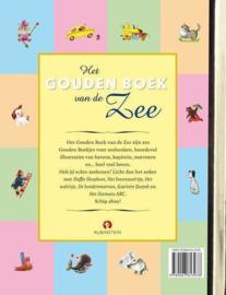 Uitgeverij Rubinstein Het Gouden Boek van de Zee - Luxe versie