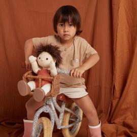 Olli Ella Dozy Dinkum Doll Poppen Fietsmand - Bring Me Basket