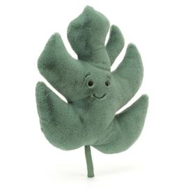 Jellycat Tropical Palm Leaf - Knuffel Palm Blad (40 cm)