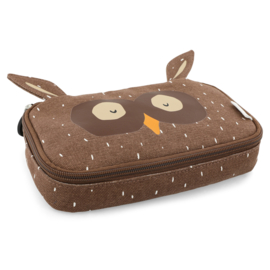 Trixie Pennenetui (rechthoek) Uil - Mr Owl