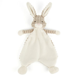 Jellycat Cordy Roy Baby Hare Soother - Knuffeldoek Baby Haas
