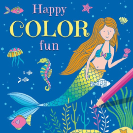 Uitgeverij Deltas Happy Color Fun - Kleurboek