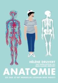 Uitgeverij Fontaine Anatomie - Hélène Druvert