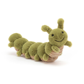 Jellycat Knuffel Rups - Christopher Caterpillar