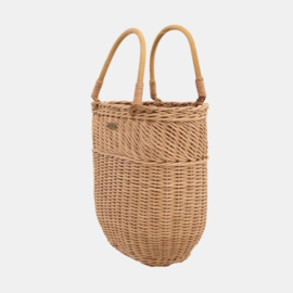 Olli Ella Bucket Bag Small - Naturel