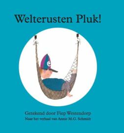 Uitgeverij Querido Welterusten Pluk - Stofboekje (op=op)