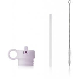 Liewood Anker Reserve tuitdop drinkfles - Light Lavender
